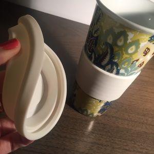 Cost Plus World Market Dining - ♻️ World Market Boho Travel Mug